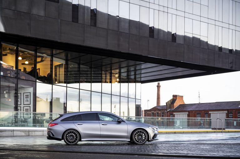 2020 Mercedes-AMG CLA 35 4Matic Shooting Brake - UK version 582092