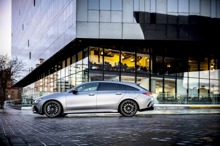2020 Mercedes-AMG CLA 35 4Matic Shooting Brake - UK version 582095