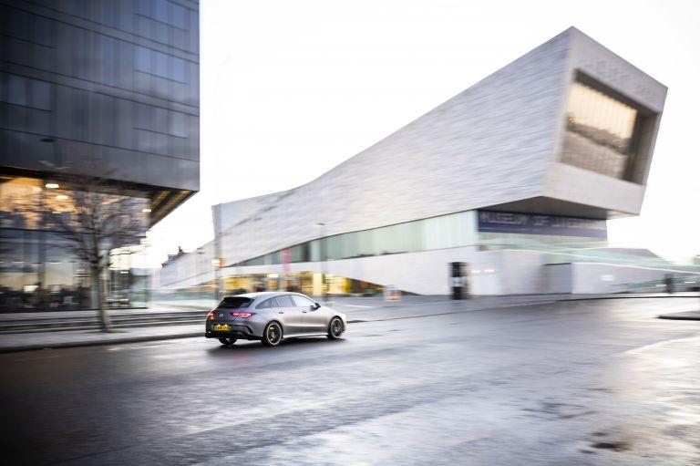 2020 Mercedes-AMG CLA 35 4Matic Shooting Brake - UK version 582096
