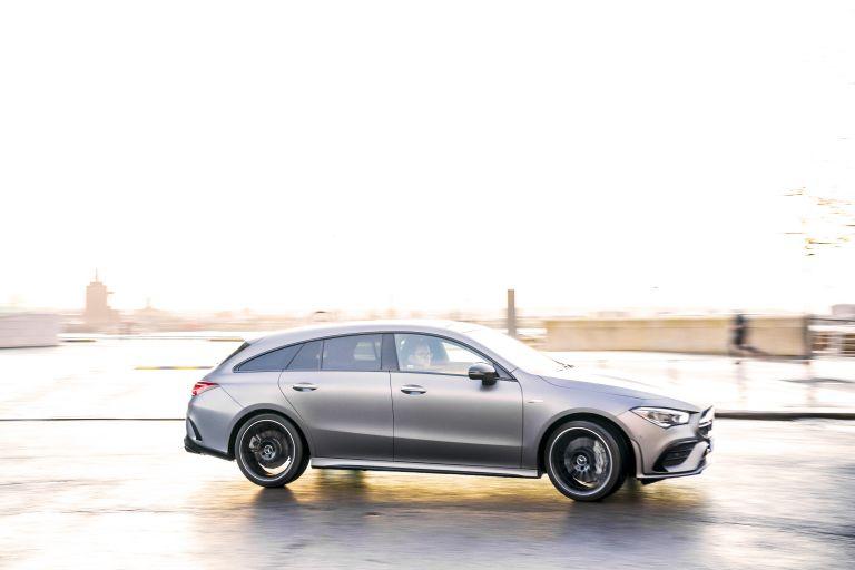 2020 Mercedes-AMG CLA 35 4Matic Shooting Brake - UK version 582098