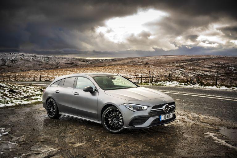 2020 Mercedes-AMG CLA 35 4Matic Shooting Brake - UK version 582103