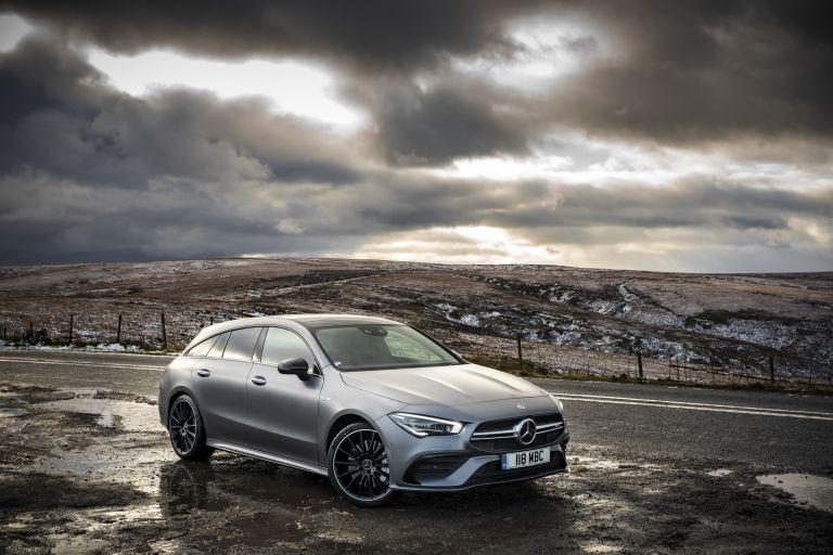 2020 Mercedes-AMG CLA 35 4Matic Shooting Brake - UK version 582106