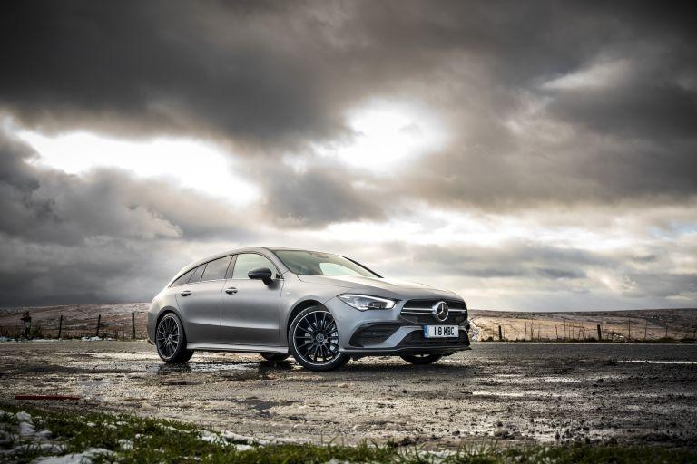2020 Mercedes-AMG CLA 35 4Matic Shooting Brake - UK version 582107