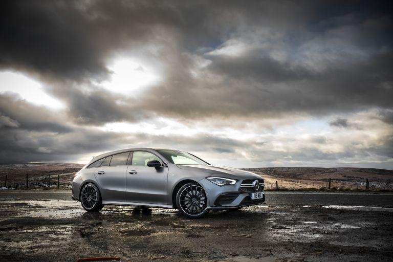 2020 Mercedes-AMG CLA 35 4Matic Shooting Brake - UK version 582108