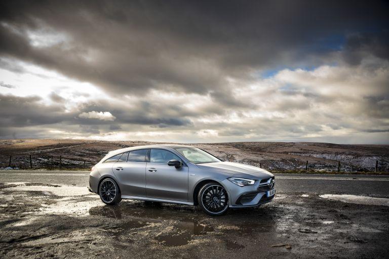 2020 Mercedes-AMG CLA 35 4Matic Shooting Brake - UK version 582109