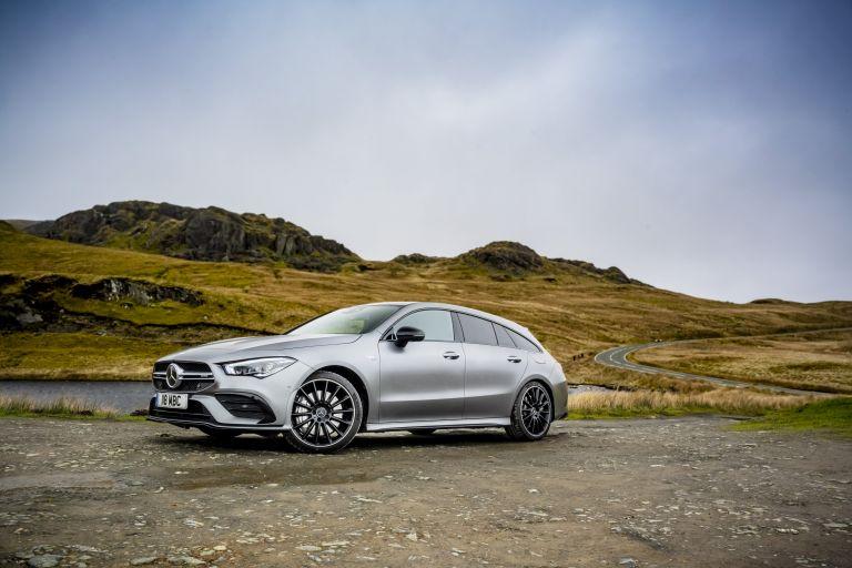 2020 Mercedes-AMG CLA 35 4Matic Shooting Brake - UK version 582110