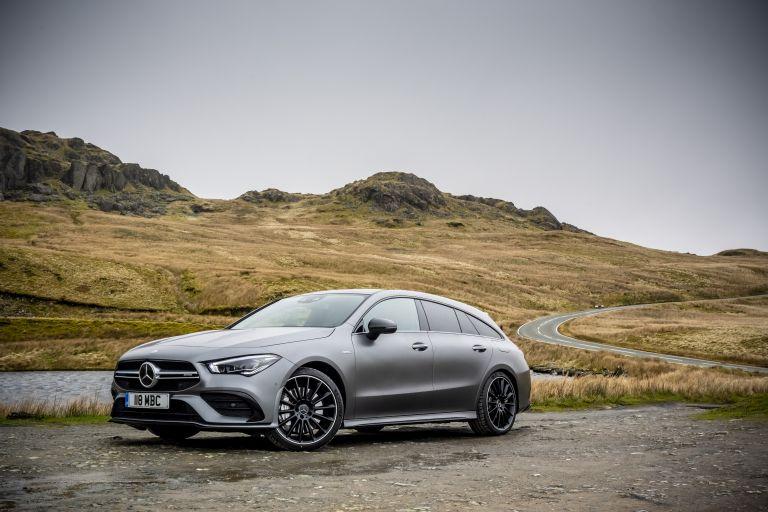 2020 Mercedes-AMG CLA 35 4Matic Shooting Brake - UK version 582111