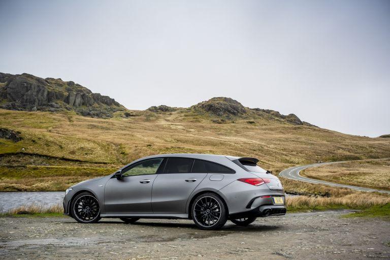 2020 Mercedes-AMG CLA 35 4Matic Shooting Brake - UK version 582112