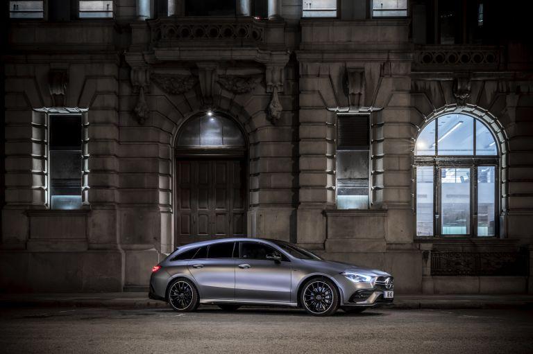2020 Mercedes-AMG CLA 35 4Matic Shooting Brake - UK version 582116