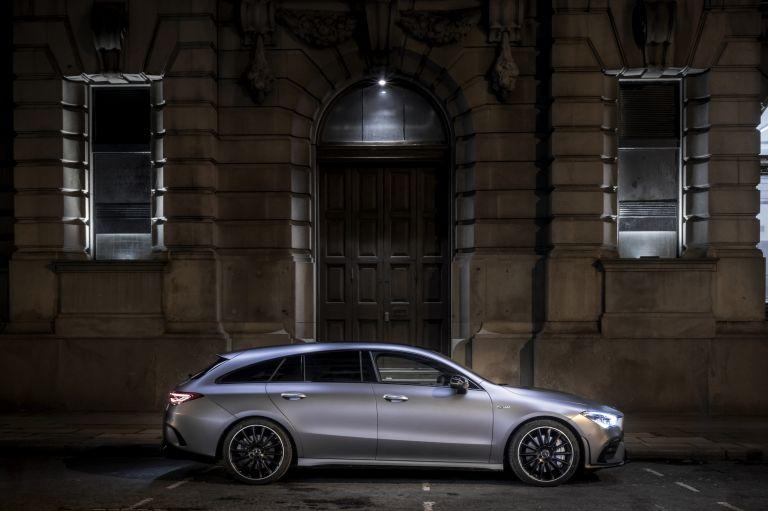 2020 Mercedes-AMG CLA 35 4Matic Shooting Brake - UK version 582117