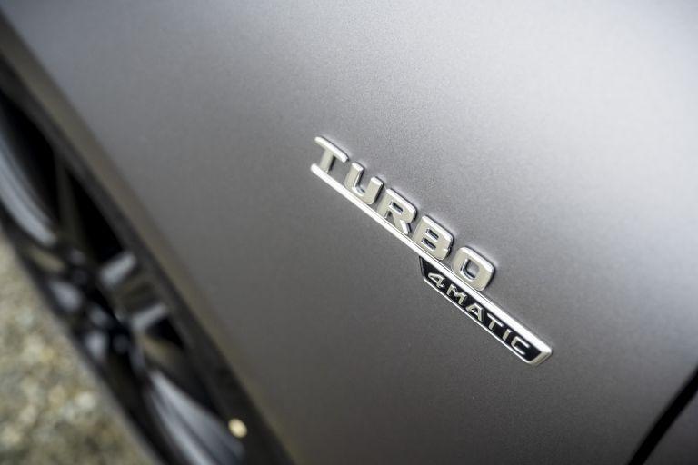 2020 Mercedes-AMG CLA 35 4Matic Shooting Brake - UK version 582135
