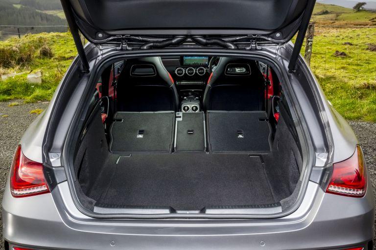 2020 Mercedes-AMG CLA 35 4Matic Shooting Brake - UK version 582140