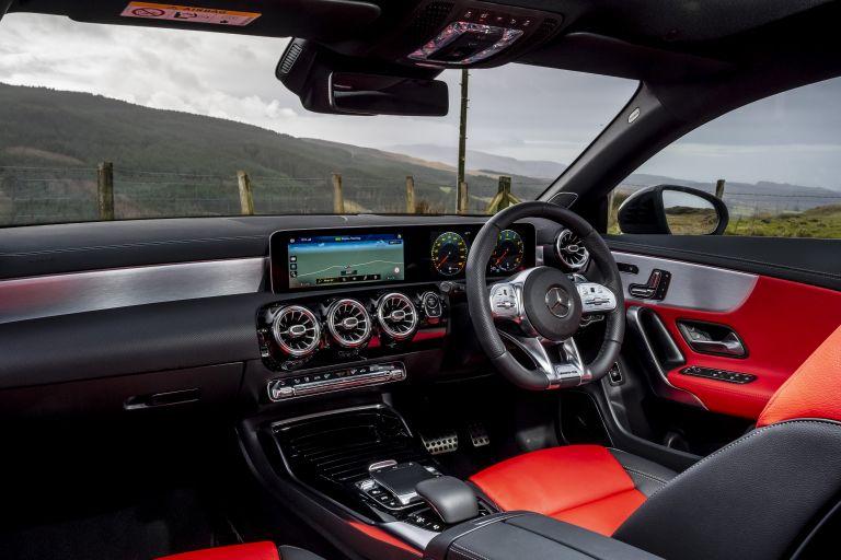 2020 Mercedes-AMG CLA 35 4Matic Shooting Brake - UK version 582142