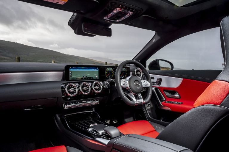 2020 Mercedes-AMG CLA 35 4Matic Shooting Brake - UK version 582143