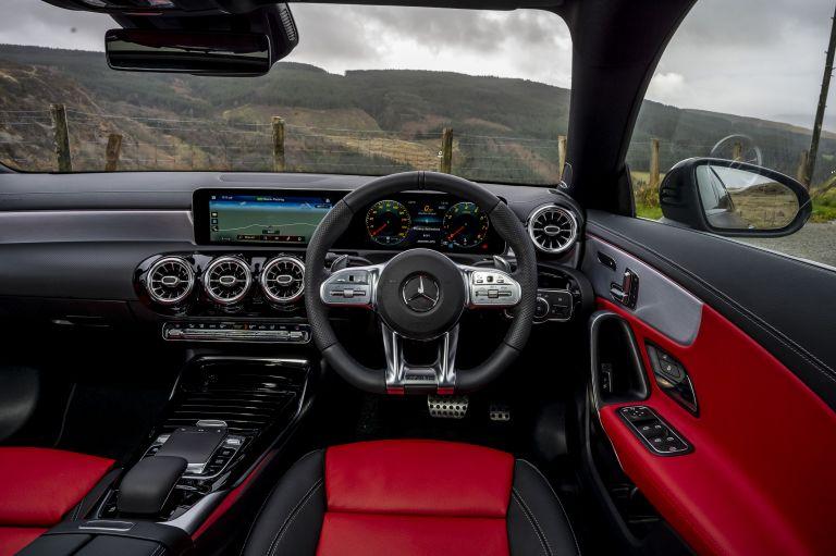 2020 Mercedes-AMG CLA 35 4Matic Shooting Brake - UK version 582144