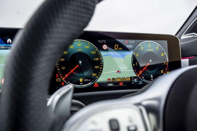 2020 Mercedes-AMG CLA 35 4Matic Shooting Brake - UK version 582146