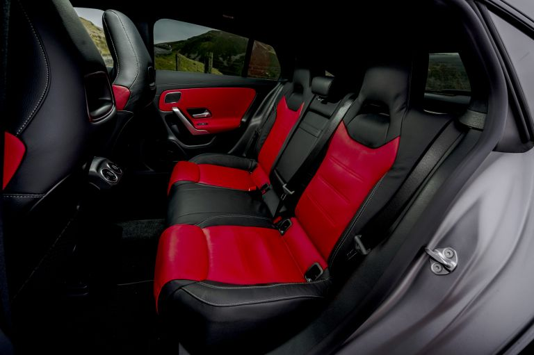 2020 Mercedes-AMG CLA 35 4Matic Shooting Brake - UK version 582153