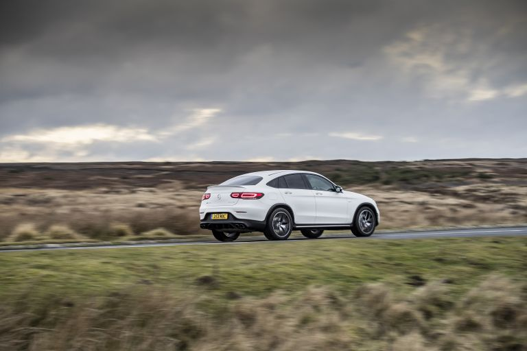 2020 Mercedes-AMG GLC 43 4Matic coupé - UK version 582383