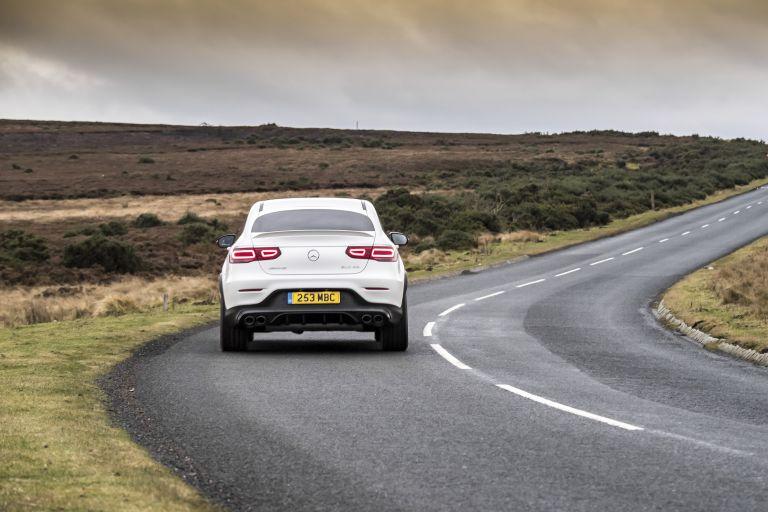 2020 Mercedes-AMG GLC 43 4Matic coupé - UK version 582387