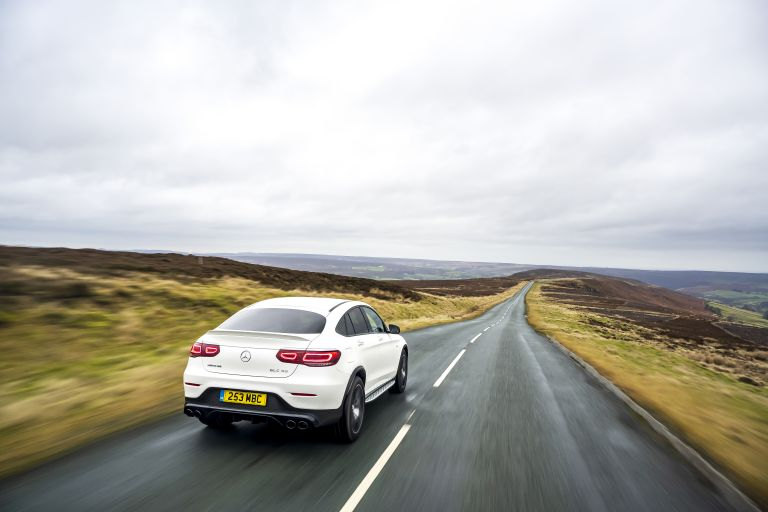 2020 Mercedes-AMG GLC 43 4Matic coupé - UK version 582404