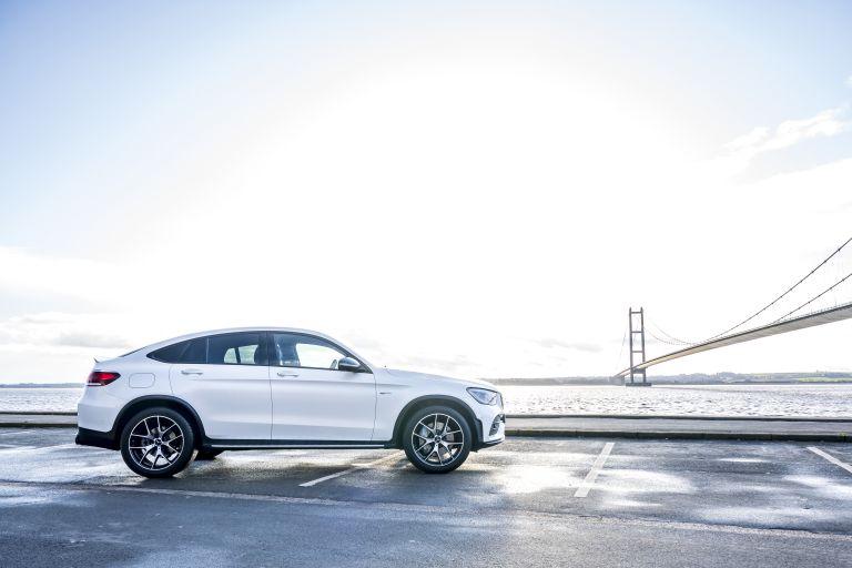 2020 Mercedes-AMG GLC 43 4Matic coupé - UK version 582415