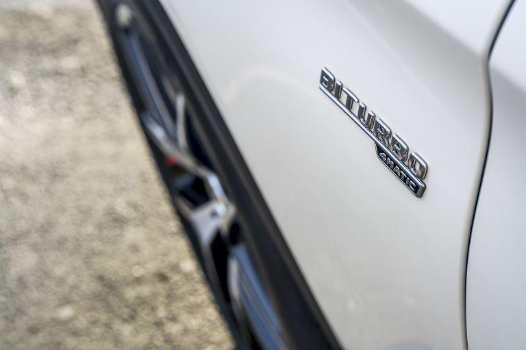 2020 Mercedes-AMG GLC 43 4Matic coupé - UK version 582427