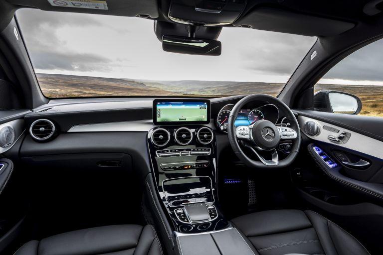 2020 Mercedes-AMG GLC 43 4Matic coupé - UK version 582435