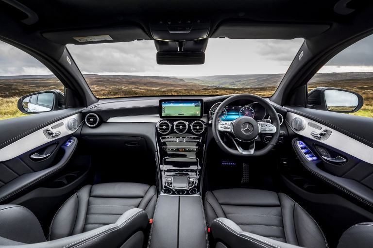 2020 Mercedes-AMG GLC 43 4Matic coupé - UK version 582436