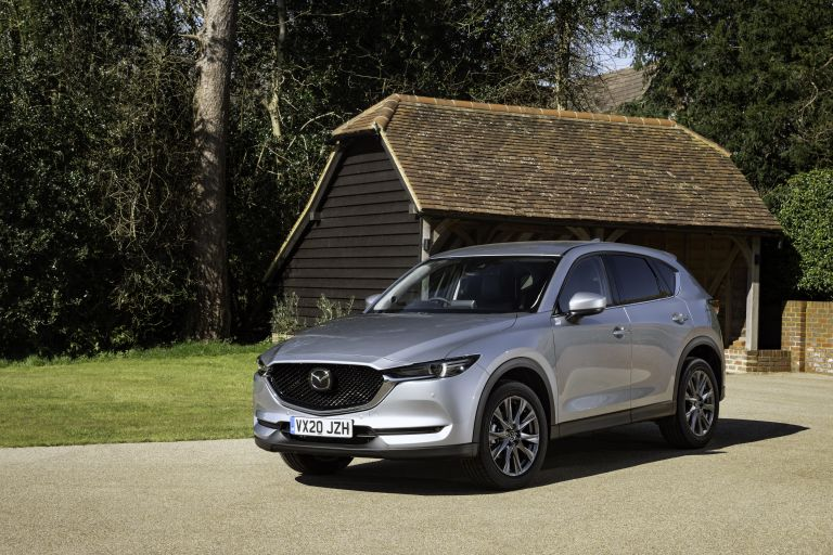 2020 Mazda CX-5 - UK version 584022