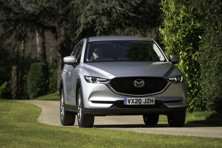 2020 Mazda CX-5 - UK version 584025