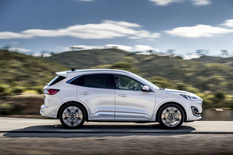 2020 Ford Kuga Vignale Plug-In Hybrid #584210 - Best ...