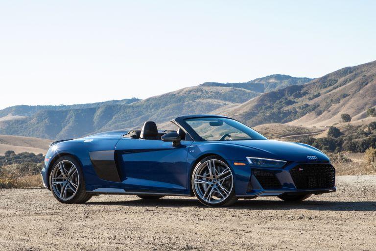 2020 Audi R8 V10 spyder - USA version 585212