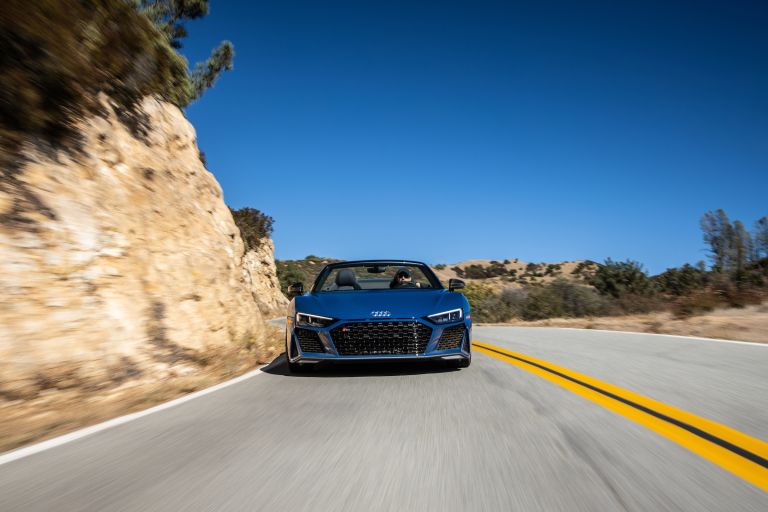 2020 Audi R8 V10 spyder - USA version 585215