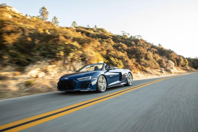 2020 Audi R8 V10 spyder - USA version 585217