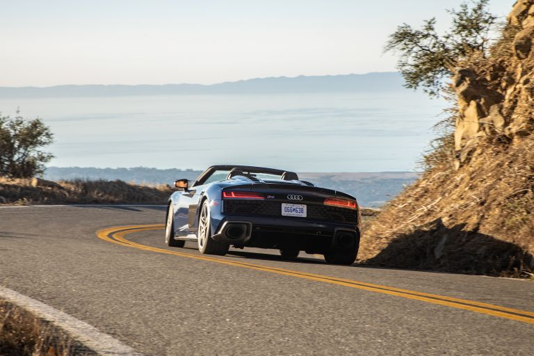 2020 Audi R8 V10 spyder - USA version 585219