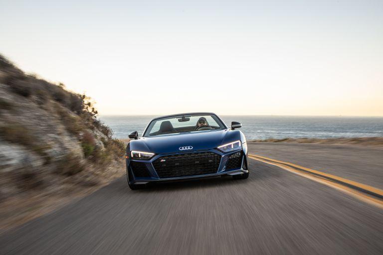 2020 Audi R8 V10 spyder - USA version 585222