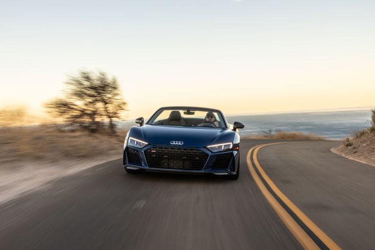 2020 Audi R8 V10 spyder - USA version 585223