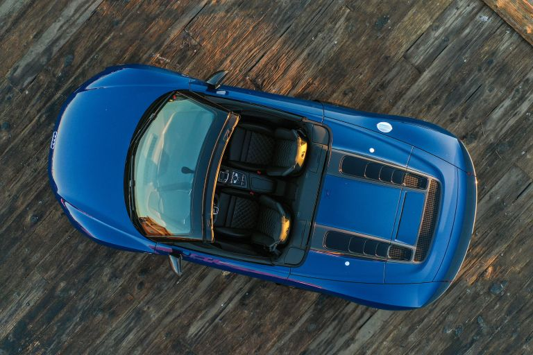 2020 Audi R8 V10 spyder - USA version 585227