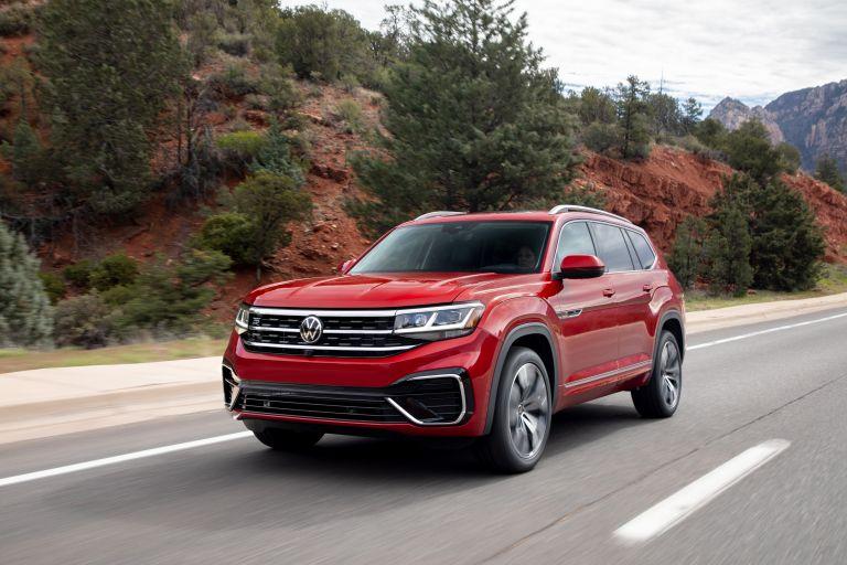 2021 Volkswagen Atlas SEL Premium 4Motion 585400