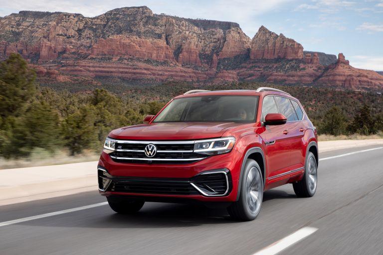 2021 Volkswagen Atlas SEL Premium 4Motion 585401