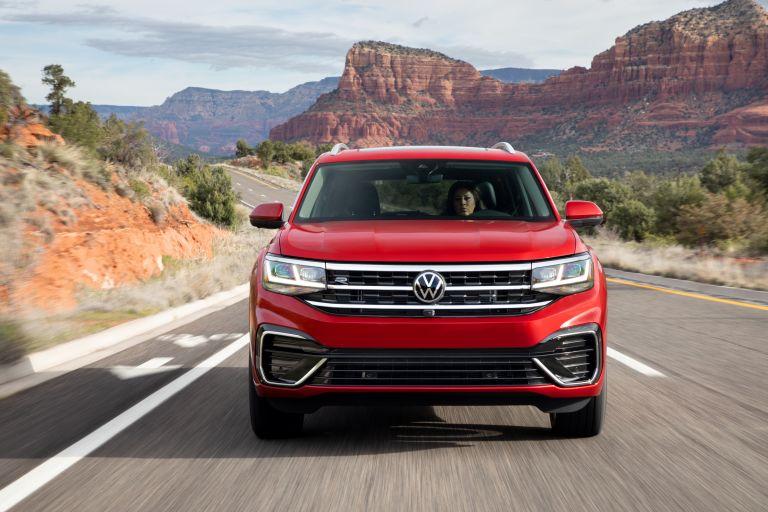 2021 Volkswagen Atlas SEL Premium 4Motion 585404