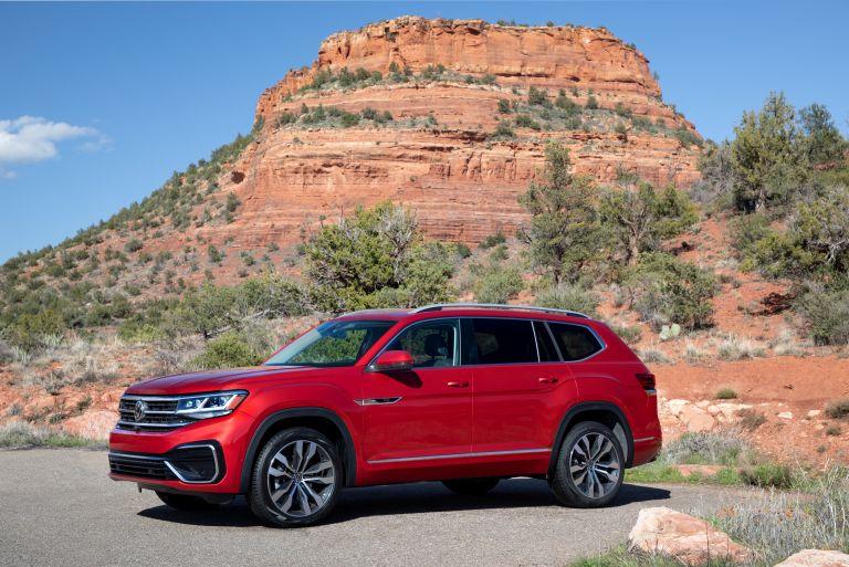 2021 Volkswagen Atlas SEL Premium 4Motion 585407