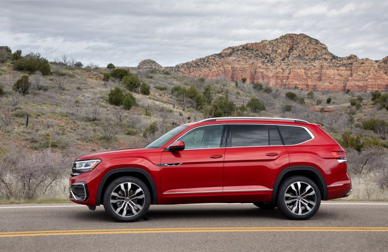 2021 Volkswagen Atlas SEL Premium 4Motion 585408