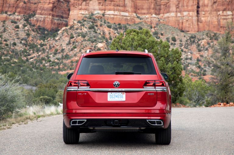 2021 Volkswagen Atlas SEL Premium 4Motion 585411
