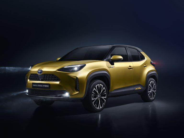 2021 Toyota Yaris Cross 585677