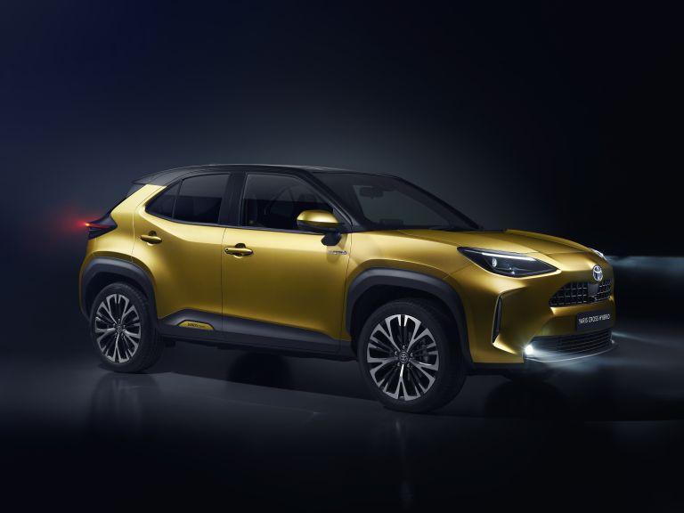 2021 Toyota Yaris Cross 585678