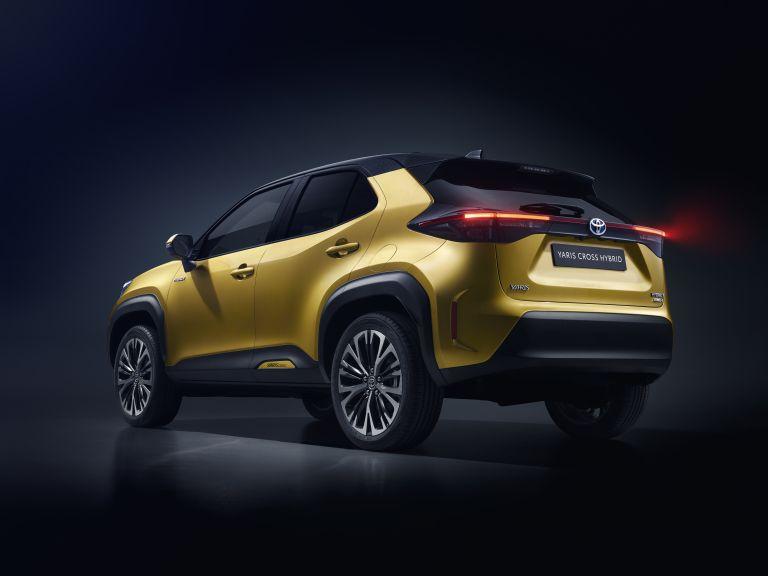 2021 Toyota Yaris Cross 585679