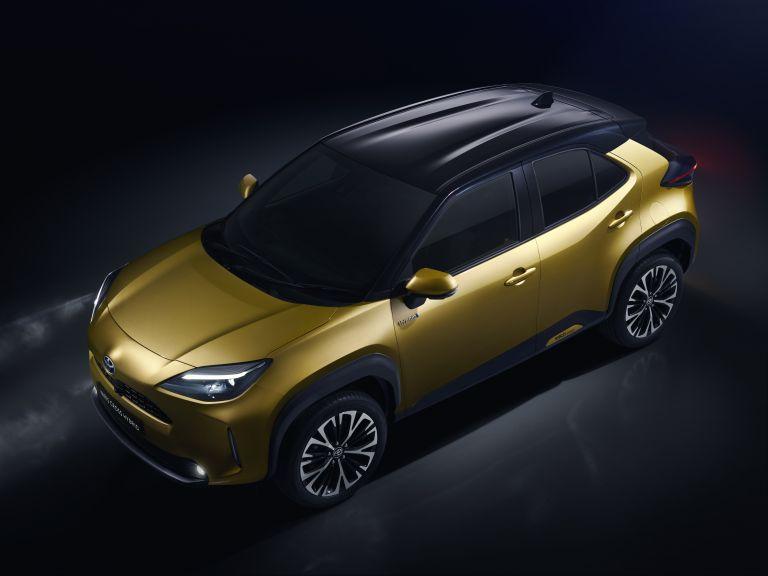 2021 Toyota Yaris Cross 585680