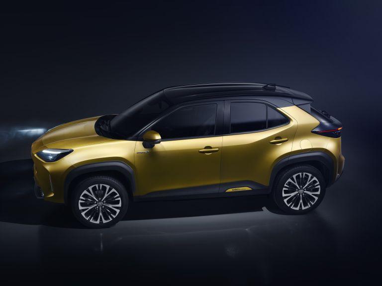 2021 Toyota Yaris Cross 585681