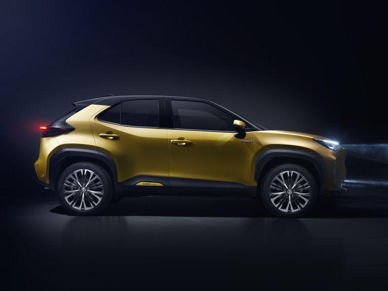 2021 Toyota Yaris Cross 585682
